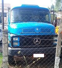 Caminhão Mercedes Benz (MB) 1519 ano 82