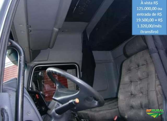 Caminhão Mercedes Benz (MB) 2425 6x2 ano 12