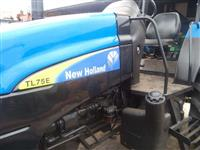Trator Ford/New Holland TL 75 E 4x2 ano 07