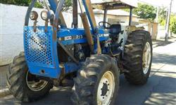 Trator Ford/New Holland 8030 4x4 ano 97