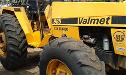 Trator Valtra/Valmet 985 4x4 ano 96