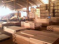 Madeira para exportação e mercado interno
