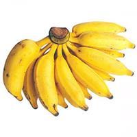 Bananas prata anã ou pratinha