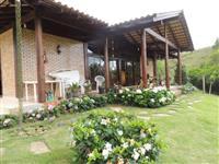 Sitio de alto padrão em Ilhota-SC com 70 hectares e casa principal com 4 suites