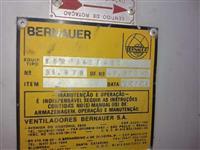 EXAUSTOR INSUFLADOR DE AR/PÓS/CEPILHO COM DAMPER MOTOR 7,5CV