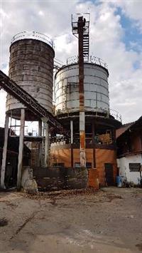 AQUECEDOR DE FLUÍDO TÉRMICO, MARCA KONUS, 3.150.000 KCAL, A CAVACO (BIOMASSA), COMPLETO.