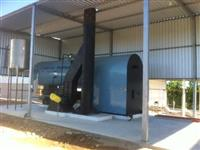 Caldeiras de 500 kg/vh a 25.000 kg/vh