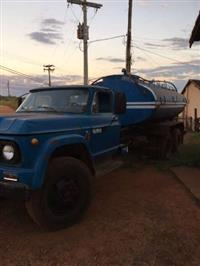 Caminh�o Chevrolet Motor MBB OM 352 ano 81