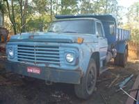 Caminh�o Ford F 600 ano 78