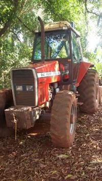 Trator Massey Ferguson 640 4x4 ano 94