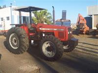 Trator Massey Ferguson 283 4x4 ano 06