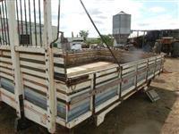 carroceria madeira