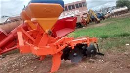 Cultivador/Adubador de Cana 2 linhas DMB