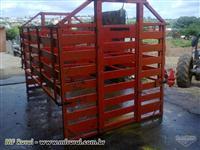 Gaiola de boi para F4000 (sobre gaiola)