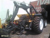 Trator Carregadeiras Valtra BM85 4x4 ano 08