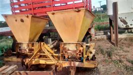Cultivador/Adubador de Cana DMB 2 linhas