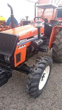 Trator Yanmar 1050 D 4x4 ano 95