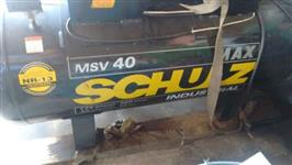 Compressor de ar Schuz MSV 40 MAX Industrial