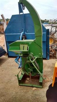 Triturador/Picador de hidráulico Jumil usado