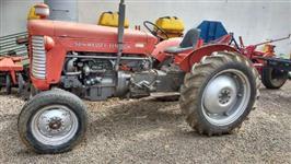 Trator Massey Ferguson 50 X 4x2 ano 69