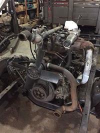 Motor MWM diesel 4 cilindros