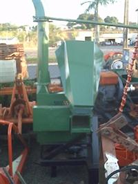 Picadeira com base hidraulica EN12 completa
