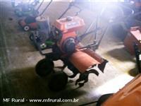 Mini/Micro Tratoritoa gasolina com rotatividade
