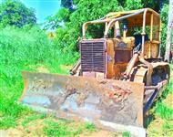 Trator de Esteira - Fiatallis AD7B - Ano 1988 - Econômico e Potente