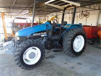 Trator Ford/New Holland TL 80 4x4 ano 03