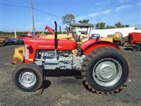 Trator Massey Ferguson MF 65x 4x2 ano 73
