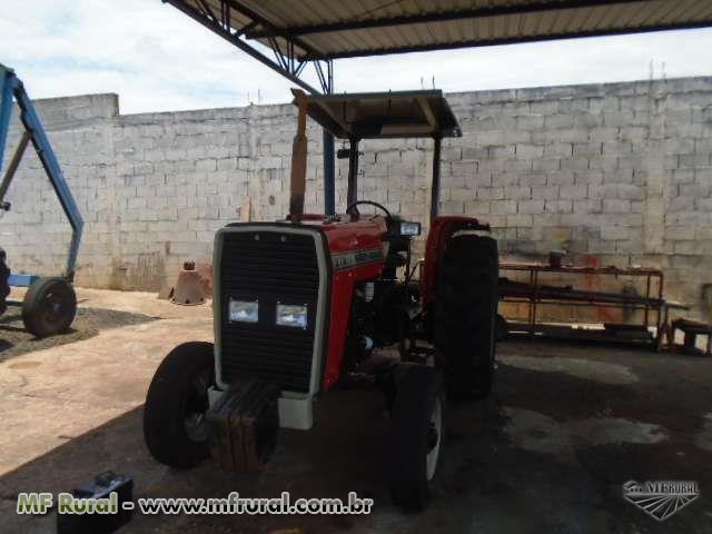 Trator Massey Ferguson 275 4x2 ano 00
