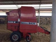 ENFARDADEIRA NEW HOLLAND E CASE