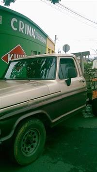 Outros Caminhão Caminhonete F1000 ano 86
