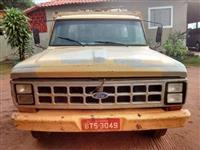 Caminhão Ford F 4000 ano 77