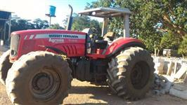 Trator Massey Ferguson 7180 4x4 ano 13