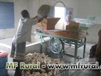 Fábrica de farinha(casa de farinha)