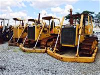 D6E PS TRATOR DE ESTEIRAS CATERPILLAR 1993