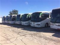 Ônibus usados - Rodoviários e Urbanos - Peças e Motores