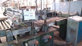 Linha completa para impressão de madeira para móveis