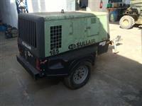 Compressor de ar portátil - Marca: SULLAIR - Modelo: 185Q
