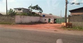 Terreno c/Galpão Comercial Desocupado em Belém/PA