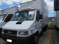 Caminhão Iveco Daily Furgão ano 07