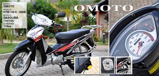 Motocicleta OMOTO Cub 110 Street