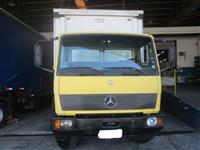 Caminhão Mercedes Benz (MB) 1114 ano 97