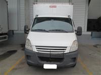 Caminhão Iveco Daily 35S14 CS ano 10