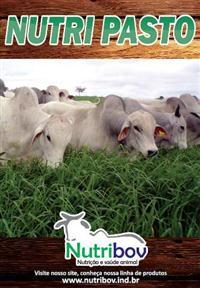 NUTRI PASTO - EXPLOSÃO DE CRESCIMETO NA PASTAGEM, PRODUTO UNICO NO BRASIL
