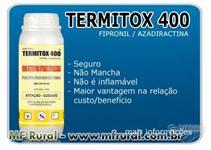 TERMITOX 400 - CUPIM, FORMIGAS, BARATAS E PULGAS