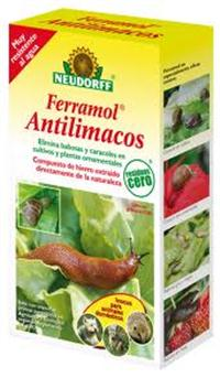 LESMICIDA FERRAMOL-é um moluscicida que elimina caramujos africanos