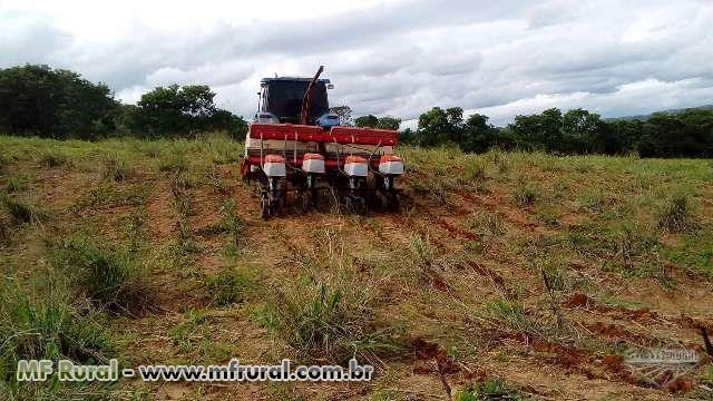 Locação de máquinas agrícola e de Terraplanagem