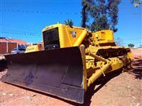 Trator De Esteira D7 Caterpillar câmbio com embreagem R$78 Mil, ótimo estado